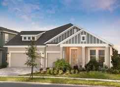 Serefina - Waterset Cottage Series: Apollo Beach, Florida - David Weekley Homes