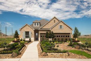 Omaha - Meridiana 55': Iowa Colony, Texas - David Weekley Homes