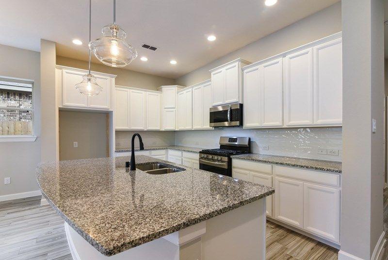 Kitchen-in-Carolcrest-at-Jordan Ranch 45'-in-Brookshire