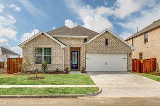 Lynnhaven - Tavolo Park Cottages: Fort Worth, Texas - David Weekley Homes