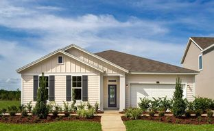 Hampton West by David Weekley Homes in Jacksonville-St. Augustine Florida