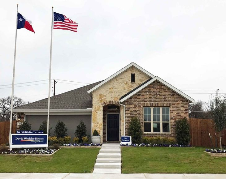 The Bluebonnet in Meadowbrook Place