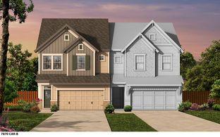 Kenley - Villa Heights - Paired Home Collection: Charlotte, North Carolina - David Weekley Homes