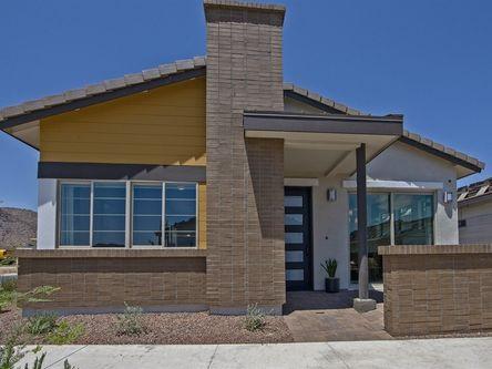 Mountainside at Victory - Villas 40' by David Weekley Homes in Phoenix-Mesa Arizona