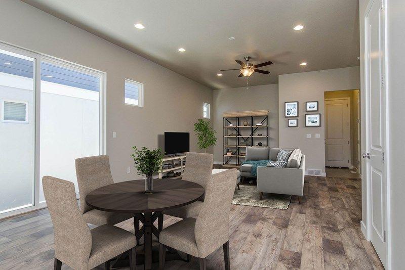Kitchen featured in the Rimrock By David Weekley Homes in Salt Lake City-Ogden, UT
