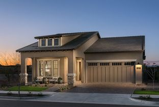Chatman - Union Park at Norterra: Phoenix, Arizona - David Weekley Homes