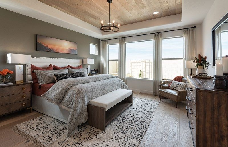 Bedroom featured in the Anne By David Weekley Homes in Phoenix-Mesa, AZ