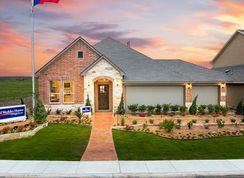Bluebonnet - Davis Ranch 50': San Antonio, Texas - David Weekley Homes