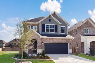 Burberry - Prairieland Village: Cypress, Texas - David Weekley Homes