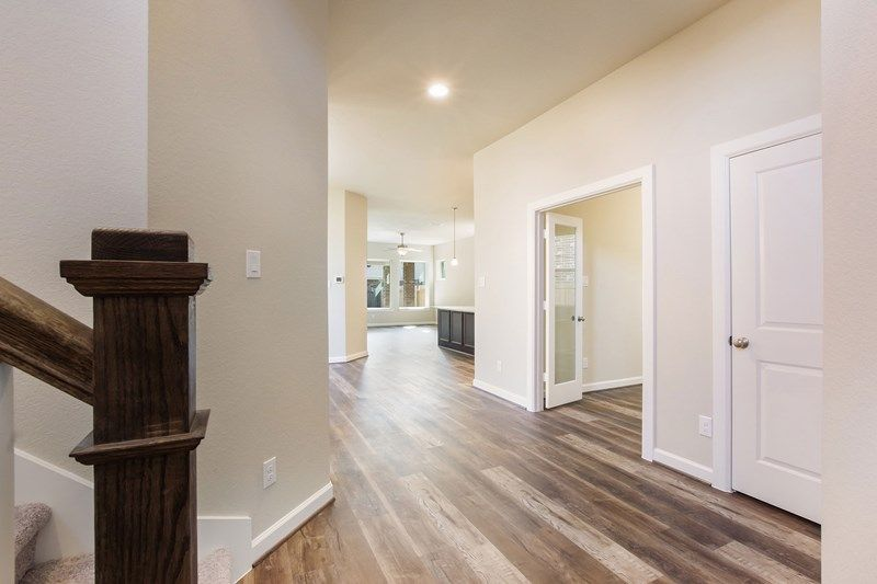 Living Area featured in the Burberry By David Weekley Homes in Houston, TX