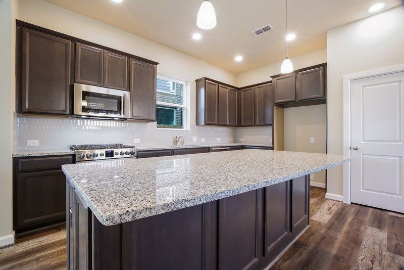 Kitchen featured in the Burberry By David Weekley Homes in Houston, TX