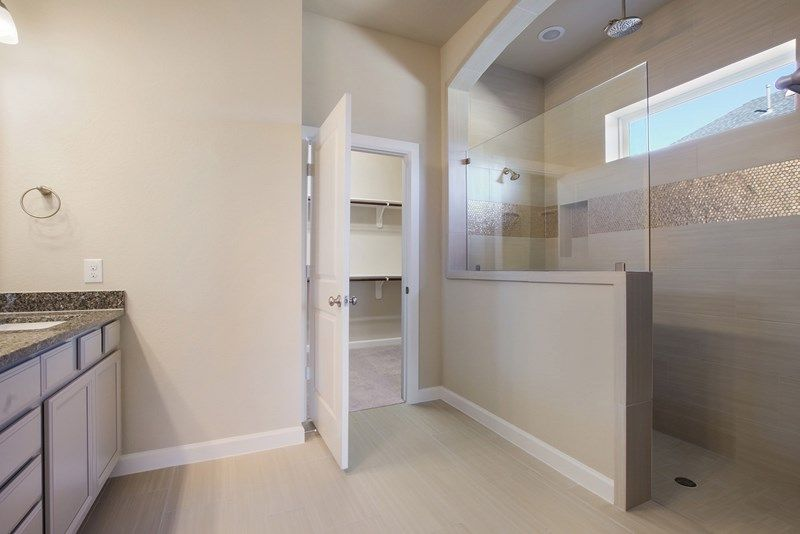Bathroom featured in the Burberry By David Weekley Homes in Houston, TX