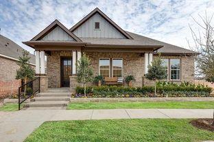 Middlebrook - Elements at Viridian - Traditional Series: Arlington, Texas - David Weekley Homes