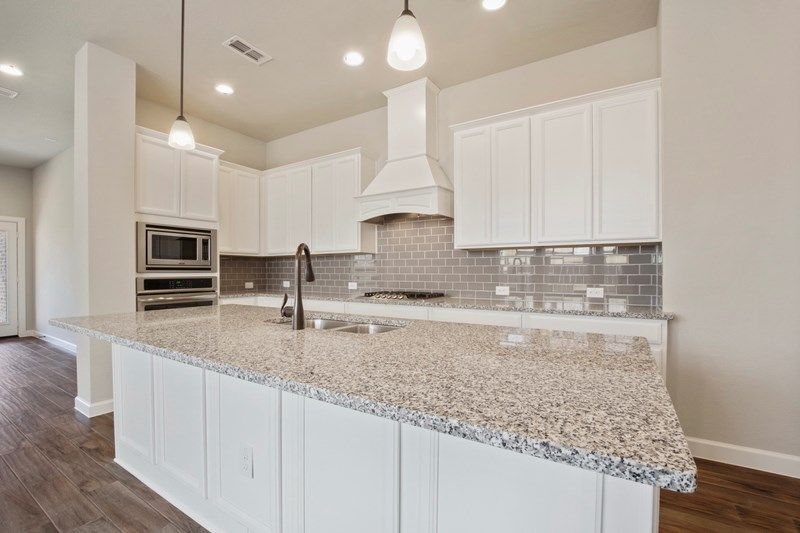 Kitchen featured in the Brenton By David Weekley Homes in Houston, TX