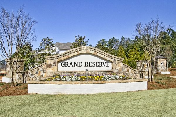 Grand Reserve Entrance