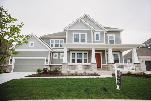Harmony - The Parks by David Weekley Homes in Indianapolis Indiana