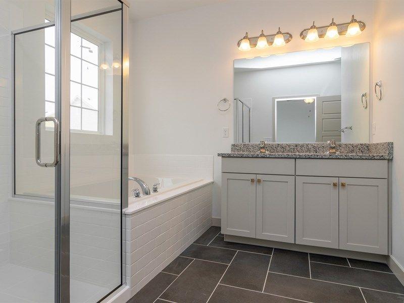 Bathroom featured in the Bowman By David Weekley Homes in Salt Lake City-Ogden, UT