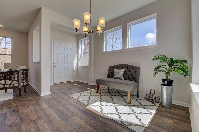 Living Area featured in the Caden By David Weekley Homes in Indianapolis, IN