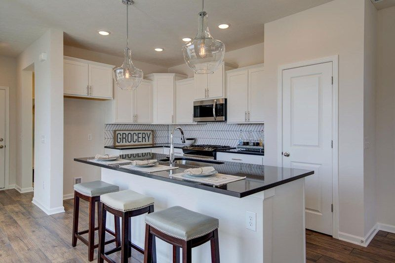 Kitchen featured in the Caden By David Weekley Homes in Indianapolis, IN