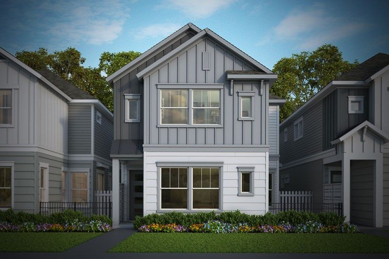 Exterior featured in the Stiles By David Weekley Homes in Jacksonville-St. Augustine, FL
