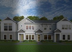 Hester - Tidal Pointe at Southside Quarter – Townhomes: Jacksonville, Florida - David Weekley Homes