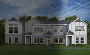 Tidal Pointe at Southside Quarter – Townhomes by David Weekley Homes in Jacksonville-St. Augustine Florida