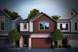 Gianna - Brittmoore Crossing: Houston, Texas - David Weekley Homes