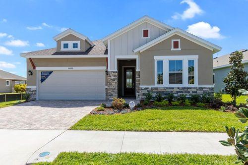 New Homes by David Weekley Homes in Tampa-St  Petersburg, FL