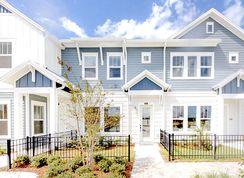 Mackworth - Tidal Pointe at Southside Quarter – Townhomes: Jacksonville, Florida - David Weekley Homes