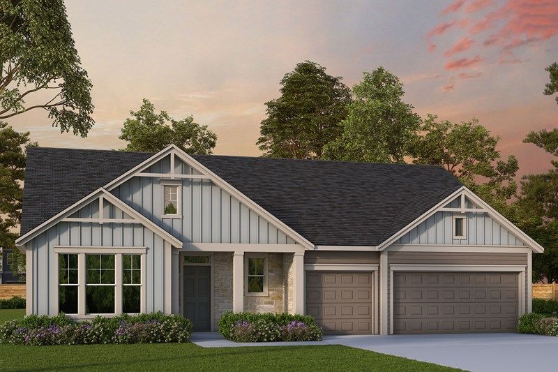 Exterior featured in the Criswell By David Weekley Homes in Portland-Vancouver, WA