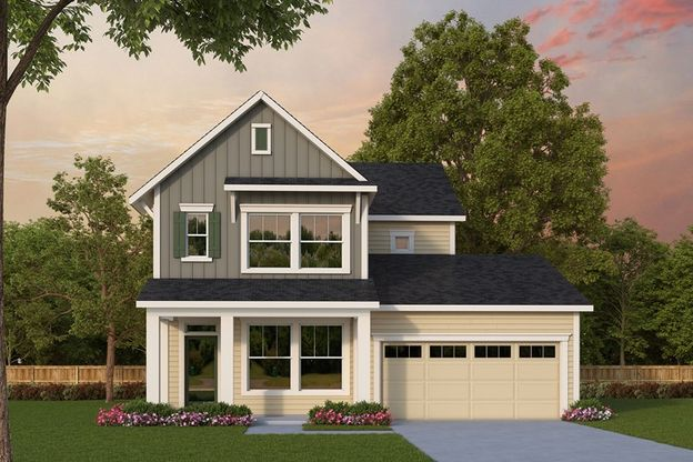 Exterior:The Featherstar - A Exterior