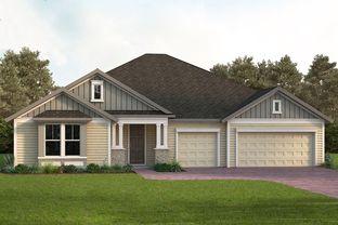 Blanchard - Oxford Estates - Designer Series: St Johns, Florida - David Weekley Homes