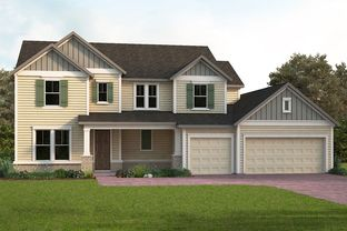 Amberton - Oxford Estates - Designer Series: St Johns, Florida - David Weekley Homes