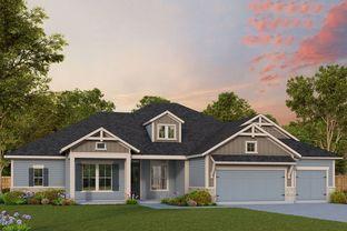 Southfield - Oxford Estates - Designer Series: St Johns, Florida - David Weekley Homes