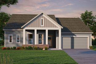 San Vincente - Marconi at eTown 60s: Jacksonville, Florida - David Weekley Homes