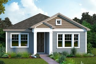 Myrtle - The Hammocks at Shearwater Discovery Series: Saint Augustine, Florida - David Weekley Homes