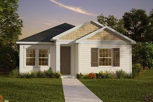 Horizon - The Hammocks at Shearwater Discovery Series: Saint Augustine, Florida - David Weekley Homes