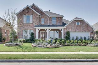 Dandridge - Tavolo Park Classics: Fort Worth, Texas - David Weekley Homes