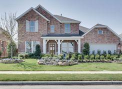 Dandridge - Gateway Parks Classic: Forney, Texas - David Weekley Homes