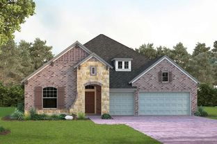 Bynum - Parkland Village 60': Cypress, Texas - David Weekley Homes