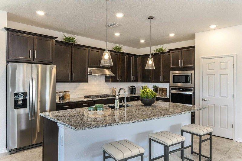Kitchen featured in the Crestview By David Weekley Homes in Sarasota-Bradenton, FL