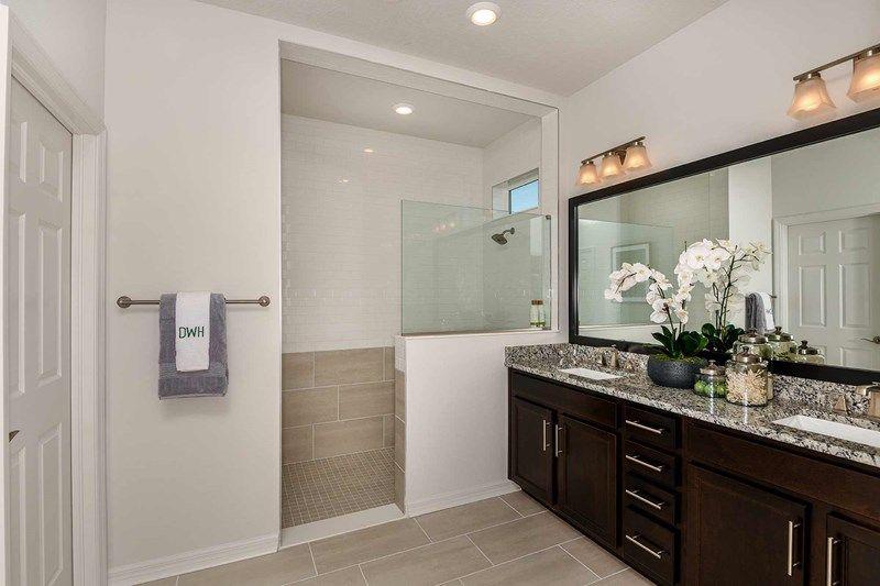Bathroom featured in the Crestview By David Weekley Homes in Sarasota-Bradenton, FL
