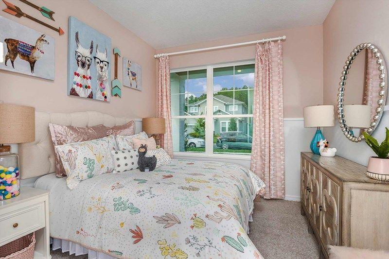Bedroom featured in the Crestview By David Weekley Homes in Sarasota-Bradenton, FL