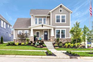Stratton - Harmony: Westfield, Indiana - David Weekley Homes