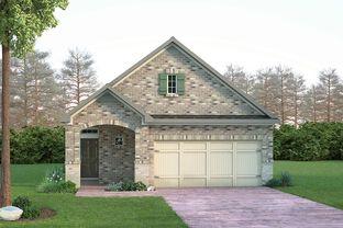 Brenton - Veranda 40': Richmond, Texas - David Weekley Homes