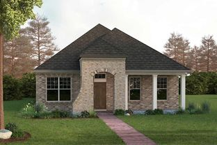 Glencrest - Elements at Viridian - Signature Series: Arlington, Texas - David Weekley Homes