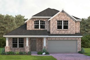 Clairmont - Gateway Parks Cottages: Forney, Texas - David Weekley Homes