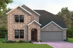 Malinda - Gateway Parks Cottages: Forney, Texas - David Weekley Homes