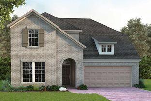 Malinda - Tavolo Park Cottages: Fort Worth, Texas - David Weekley Homes