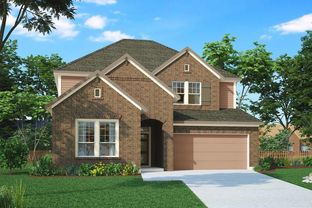 Nettleman - Lakes of River Trails: Fort Worth, Texas - David Weekley Homes